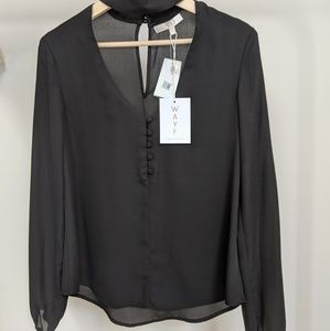 NWT Nordstrom WAYF Blouse